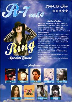 R-7 vol.4 ダイジェスト Rhythm Seven Presentsの画像