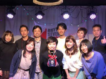 東京|ボイトレのリズムセブンアカデミーの発表会開催の画像
