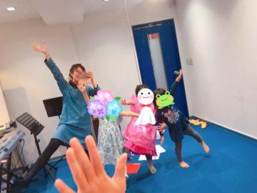 本日のキッズクラス♪6月最終日!の画像